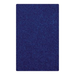 "Solid Color Carpet - Blue 5'10"" x 8'5"" Rectangle - 1 carpet"