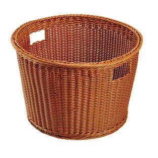 Washable Round Basket - 1 basket