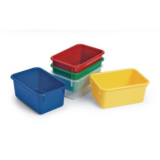 Yellow Angeles Value Line Cubbie Trays - 1 cubbie