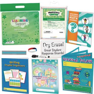 Learning Support Kit - Third Grade - 1 multi-item kit
