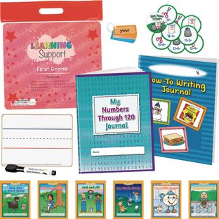 Learning Support Kit - First Grade - 1 mutli-item kit