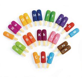 Smart Snack® Alpha Pops - 26 Pieces