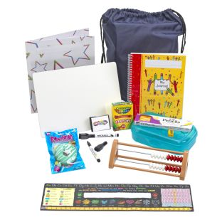 Remote Learning Take Home Kit