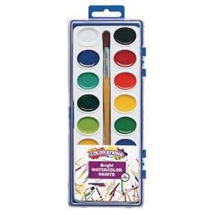 Colorations Washable Watercolors - 16 Colors
