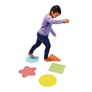 Excellerations Sensory Silicone Mats - Set of 5