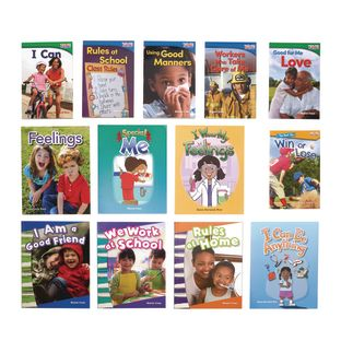 Excellerations Respecting Myself and Others, 13-Book Set