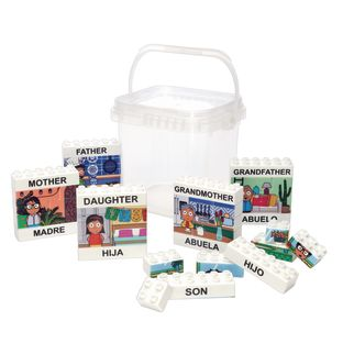 Excellerations Puzzle Up Hispanic Family - 48 Pieces