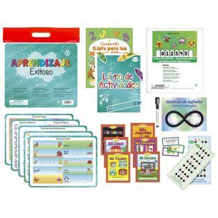 Juego de Aprendizaje Exitoso PreK (Spanish Learning Success Kit – PreK)