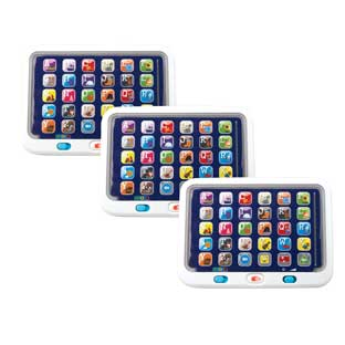Learn and Wonder Tablets Set of 3