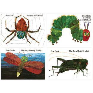 Eric Carle Hardcover Favorite Books - 4 Titles