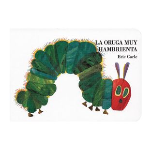 Hungry Caterpillar - Spanish