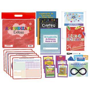 Juego de Aprendizaje Exitoso Grado 1 (Spanish Learning Success Kit - First Grade)