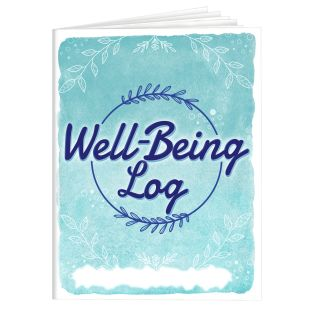 Well-Being Log - Set of 12