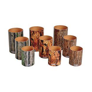 Excellerations® Bark Printed Blocks Set of 18