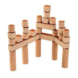 Excellerations® Easy Build Hook and Loop Blocks