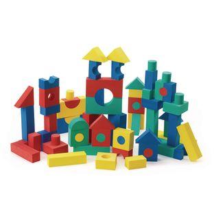 Excellerations® Foam Tabletop Unit Blocks - 68 Pieces