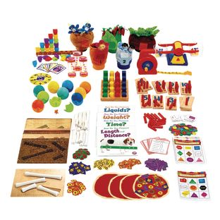ECERS Subscale Activities. Item #26 Math and Numbers