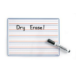Excellerations® Two-Sided Dry-Erase Board