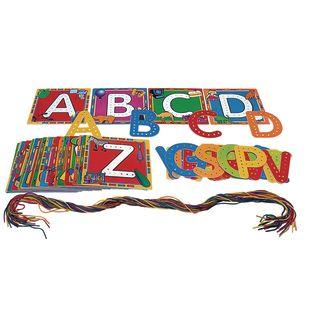 Excellerations® Alphabet Lace-Ups