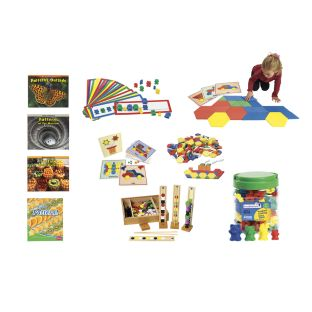Excellerations® Preschool Math Kit – Sorting and Patterning