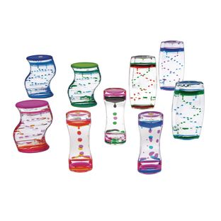 Excellerations® Classroom Liquid Timers - Set of 9