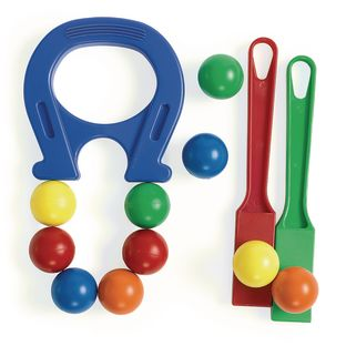 Excellerations® Jumbo Magnetic Marble Set - 13 Pieces