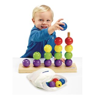 Excellerations® Giant Toddler Stack and Count - 26 Pieces