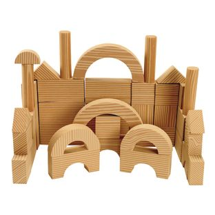 Environments® earlySTEM™ Toddler Soft and Smooth Unit Blocks Set of 40