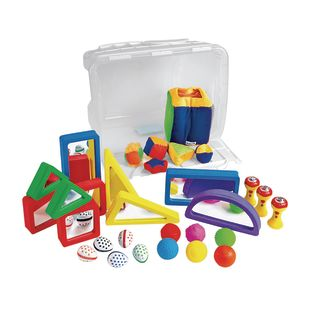 Toddler Sensory Exploration Box 29 Pieces