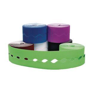 Colorations® Prima-Color™ Borders, Accent Colors - Set of 6