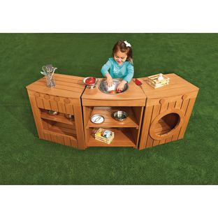 Excellerations Outdoor Kitchen Set