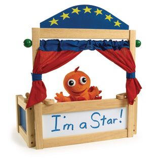 Excellerations® Tabletop Puppet Theater