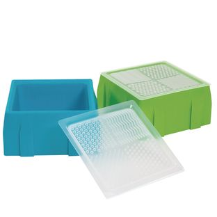 Excellerations® Sensory Sand Tray and Lid Set of 2