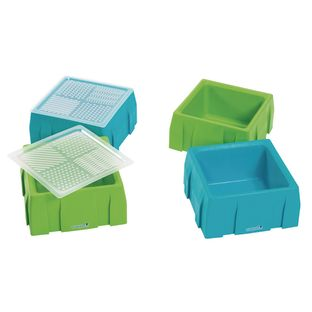 Excellerations® Sensory Sand Tray and Lid Set of 4