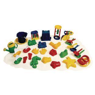 Super Classroom Sand Set - 34 Pieces