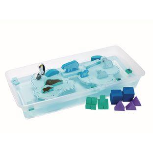 Excellerations® Floating Arctic Foam Blocks - Set of 39