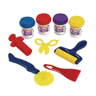Colorations Dough and Tools Starter Set
