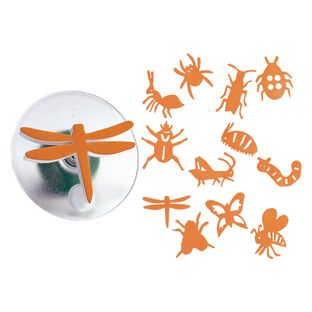 Colorations[r] Easy-Grip Stampers, Bug Story - Set of 12