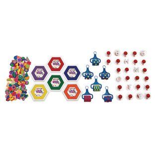 Colorations® Jumbo Stamp Pad Classroom Kit