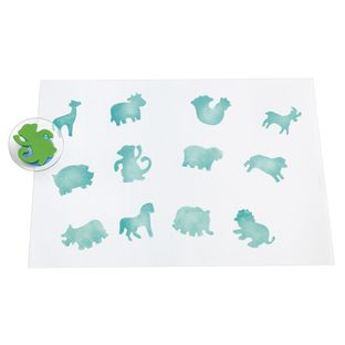 Colorations® Zoo Animal Stampers Set of 12