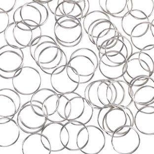 Colorations[r] Split Key Rings - 144 Pieces