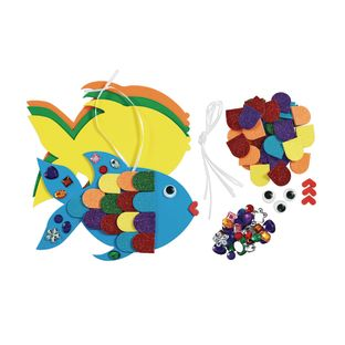 Colorations[r] Fancy Fish, Kit for12
