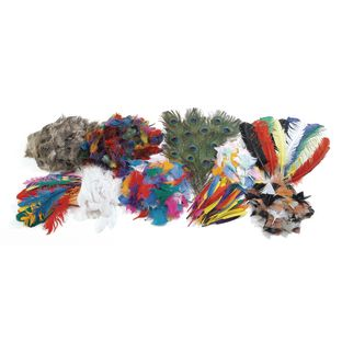 Colorations[r] Super Feather Classroom Pack