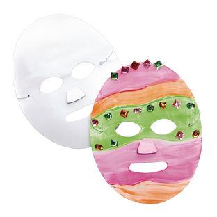 Colorations[r] Cardstock Masks - Set of 24