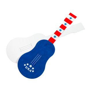 Colorations[r] Decorate Your Own Guitars - Set of 12