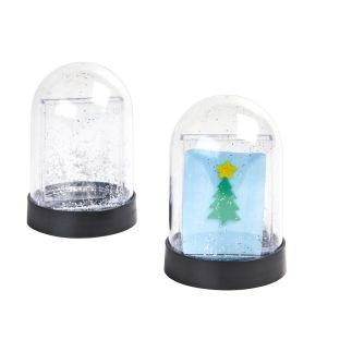 Colorations Create Your Own Snowglobe - Set of 2
