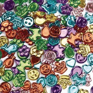 Colorations® Fun Gem Shapes 1 lb.