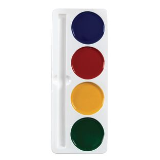 Colorations[r] 4 Best Value Jumbo Washable Watercolor Paint component only