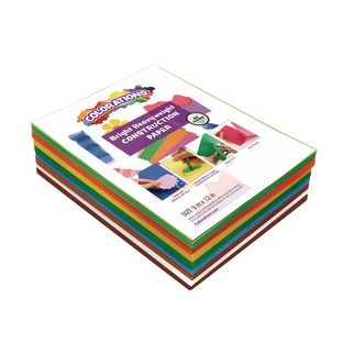 Colorations® Colors of Nature Construction Paper Pack - 400 Sheets