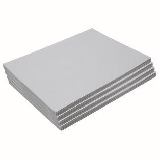 "Heavyweight Gray Construction Paper, 9"" x 12"", 200 Sheets"